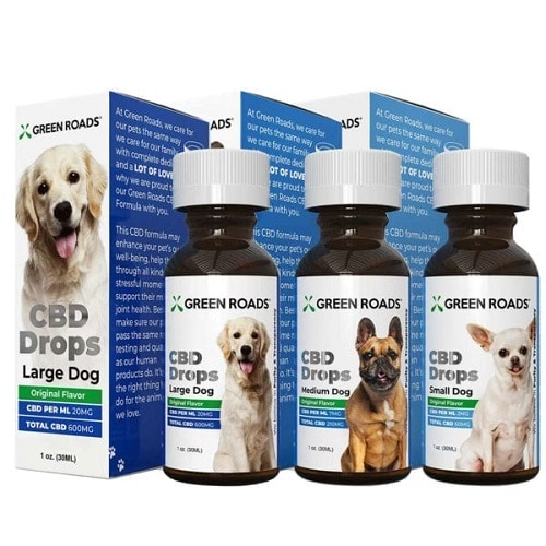 Green Roads CBD Oil for Dogs Reviews