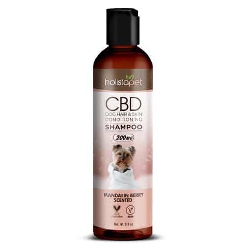 Holistapet CBD Dog Shampoo Review