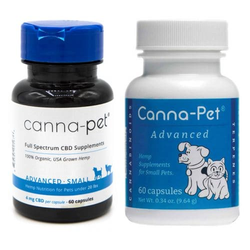 Canna-Pet for Cats Advanced Formula Capsules Review