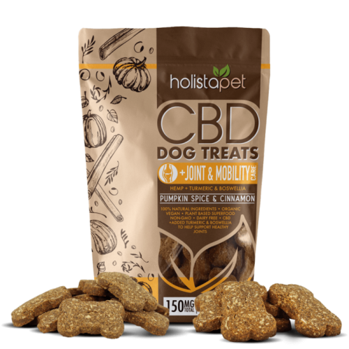 Holistapet Dog Treats +Joint & Mobility Care Review