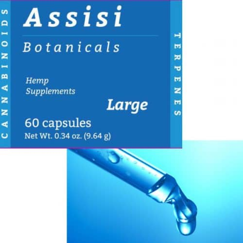 Assisi Botanicals CBD Supplements Review