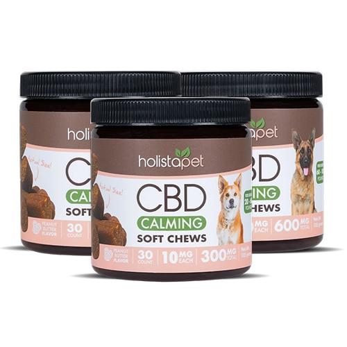 Holistapet CBD Calming Chews for Dogs Review