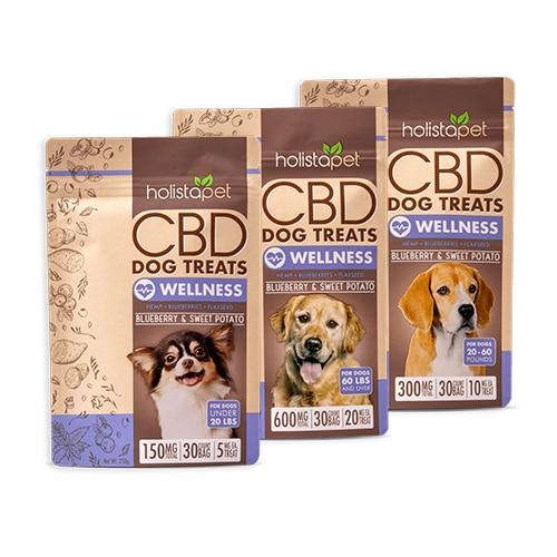 Holistapet CBD DOG TREATS + HEART & IMMUNE CARE Review