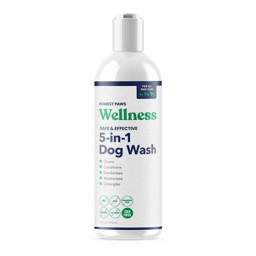 Honest Paws 5-in-1 Dog Wash Review
