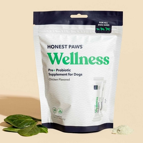 Honest Paws Pre + Probiotics Review