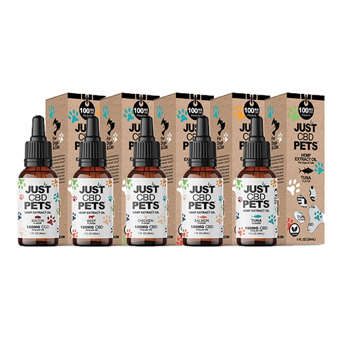 Just CBD Oil for Pets - Review