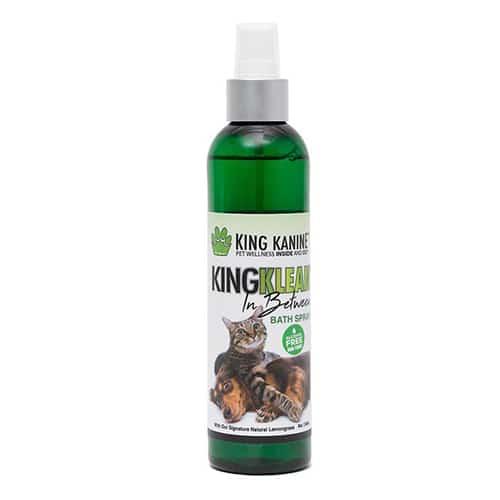 KING KLEAN In-Between Bath Spray Review