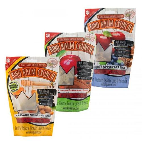 King Kalm Crunch - CBD Pet Hard Chews Review