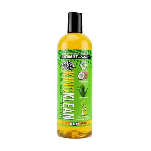 KING KLEAN Natural Dog Shampoo Review