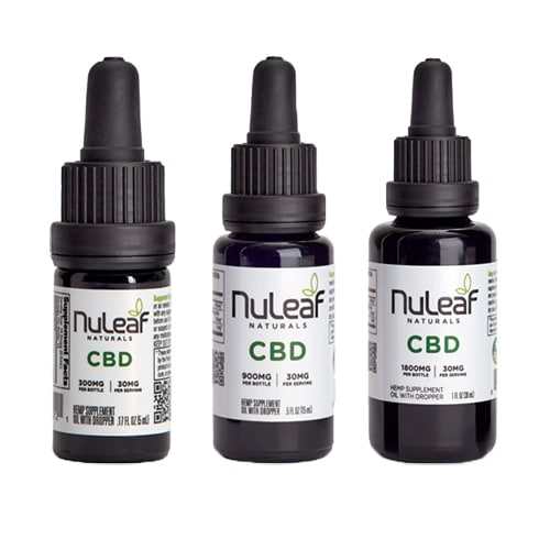 NuLeaf Naturals CBD Oil for Dogs Reviews - New