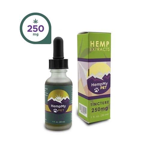 HempMy Pet CBD Oil - 250mg CBD Review