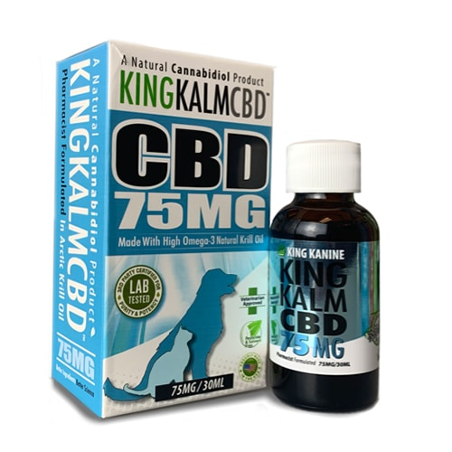 King Kanine CBD Oil for Cats Review