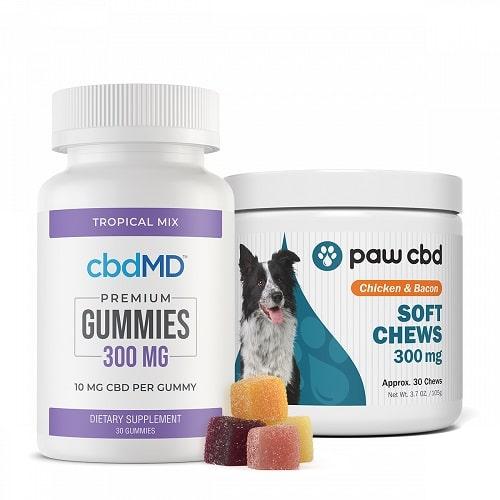 cbdMD Paw CBD Bundle Review