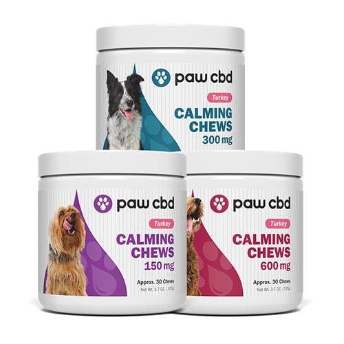 cbdMD Calming Chews For Dogs - Review