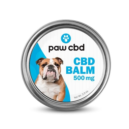 cbdMD Paw CBD Balm for Dogs - Review