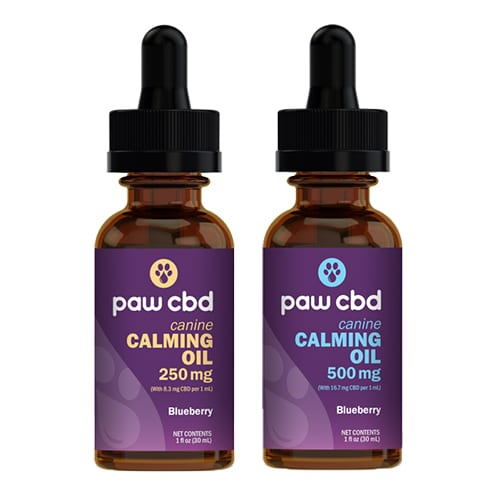 cbdMD Paw CBD Calming Tincture for Dogs - Review