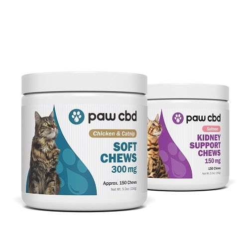 cbdMD Soft Chews for Cats - Review