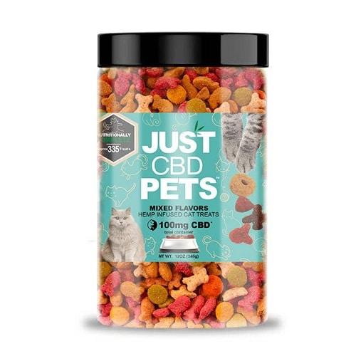 JustPets CBD Cat Treats Review