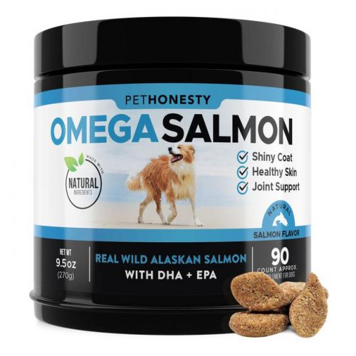 PetHonesty Omega Salmon Chews Review