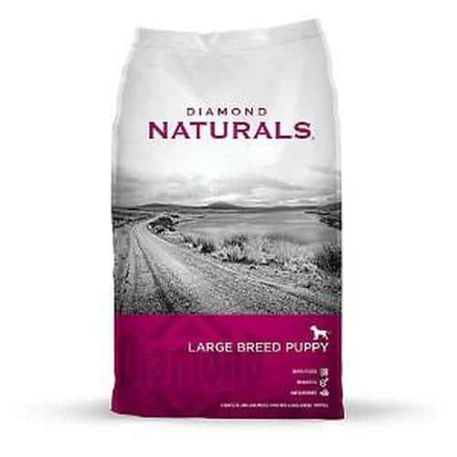 Diamond Naturals Dry Puppy Food Review