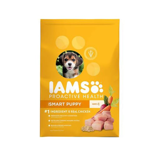 IAMS Proactive Health Smart Dry Puppy Food Review