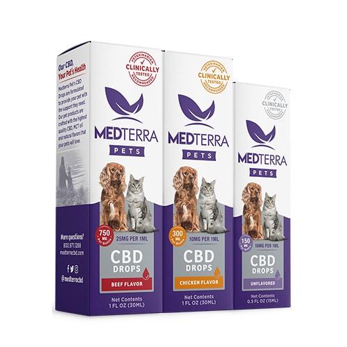 Medterra CBD Oil for Dogs Review