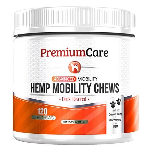 Premium Care Pets Hemp Mobility Treats Review