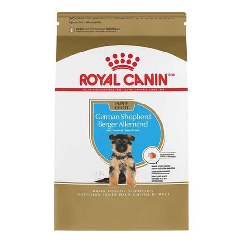 Royal Canin German Shepherd Puppy Review