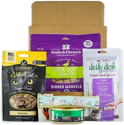 Best Cat Subscription Box - Pet Thrive Box For Cats Review