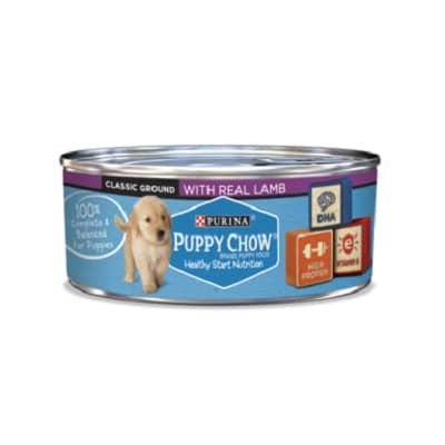 Best Wet Puppy Food - Purina Wet Puppy Food Review