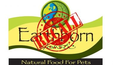12 Earthborn Holistic Pet Foods Recalled - Featured Image