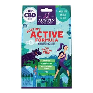 Austin's Active Recovery Chew Review