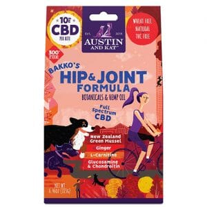 Bakko's Hip and Joint Chews Review